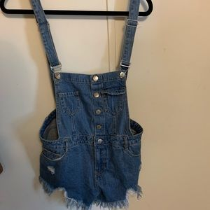 Forever 21 overalls. New with tags!